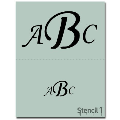 stencil1_custom stencil_monogram