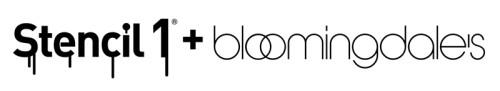 Stencil1 and Bloomingdales