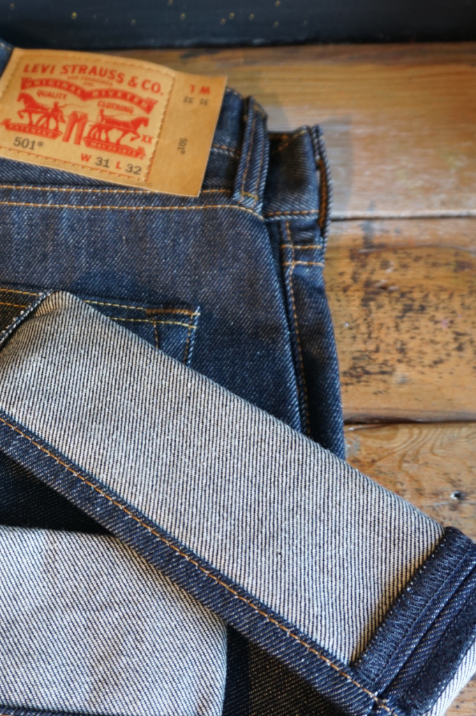 Levi's Stencil1 Denim Jeans