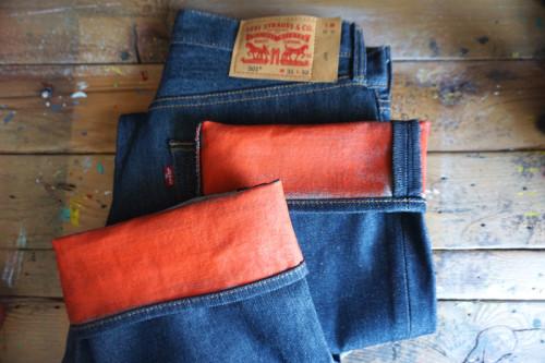 Levi's Stenci1 Pants